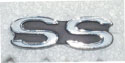 1971 Monte Carlo SS Trunk Emblem NEW!