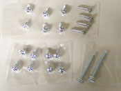 20 piece T Top panel mounting screw set for 1978 - 1981 Camaro and Trans Am with Fisher T Tops