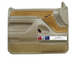 1992 - 1996 Ford F150 and Bronco 1992 - 1997 F250 and F350 2 door Door panels set NEW!