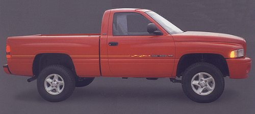 1960 -2009 Truck and Car Small Flames Decals  Colors available!