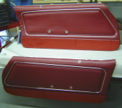 1978 - 1981 Trans Am Deluxe Door Panels Pre-Assembled NEW