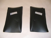 1970 - 1981 Camaro and Trans Am Upper Seat Belt Covers NEW