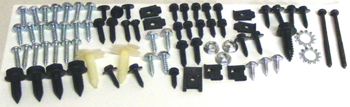 1970 - 1981 Trans Am Dash Mounting Screw Set